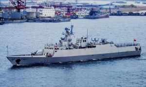 """孟加拉迎来""""大日子"""":同时列装3艘中国军舰"""