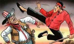 美国被迫签下屈辱协议,这次中国说的算! 中国受尽屈辱的历史